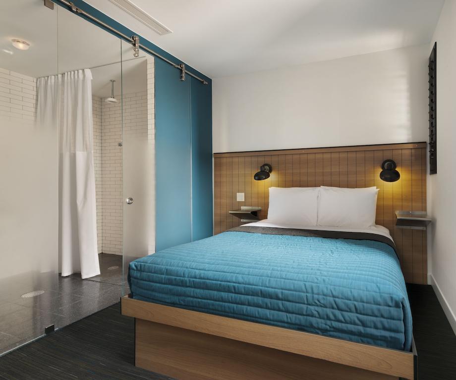 hotéis no centro de Nova york POD39