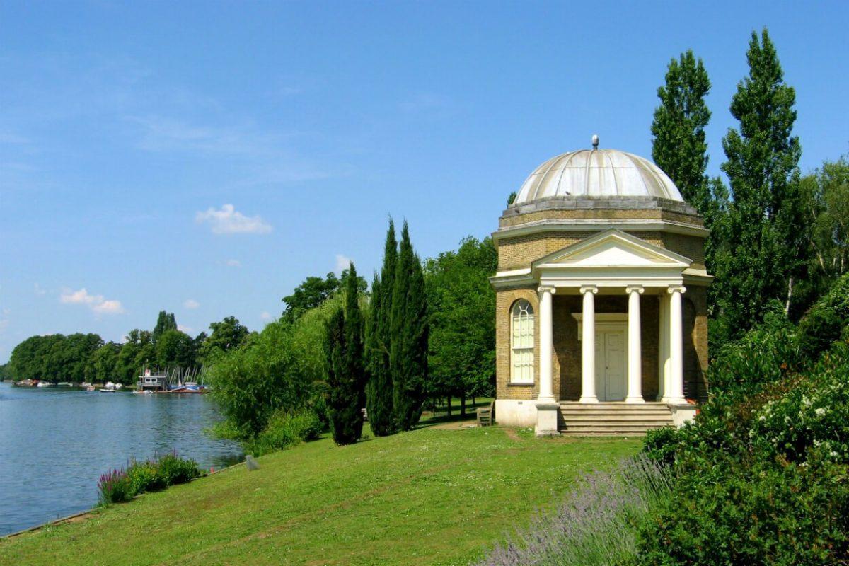 """Londres fora do comum: 15 parques """"escondidos"""""""