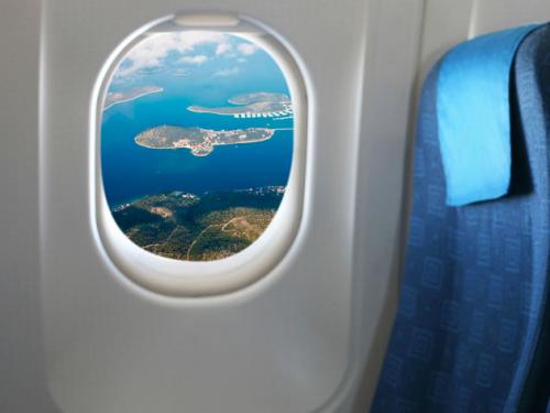 Teste: consegue acertar de onde são estas fotos das janelas de aviões?