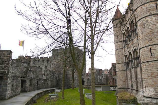O que fazer em Gent: Castelo