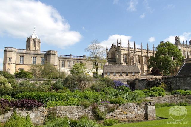 Christ Church em Oxford