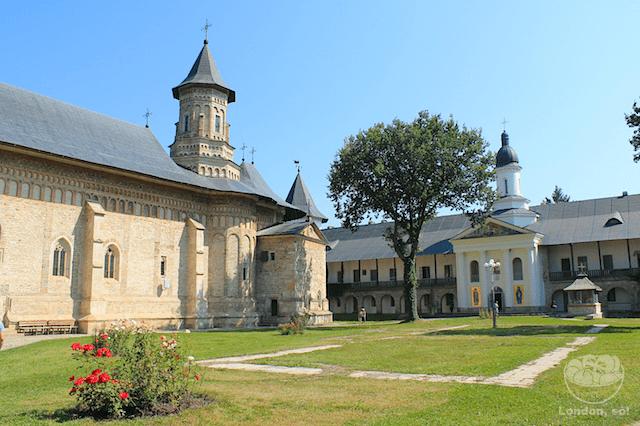 monasterio-neamt-romenia