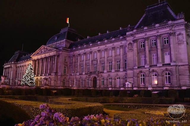 O que fazer em Bruxelas: Palácio Real