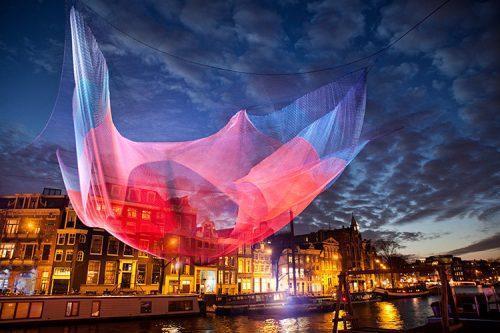 Amsterdam Light Festival: tudo sobre o festival de luzes de Amsterdam