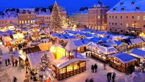 Os melhores mercados de Natal na Europa