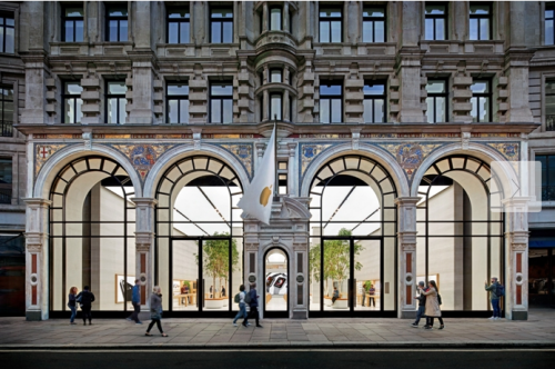 Onde comprar eletrônicos em Londres: Apple Store