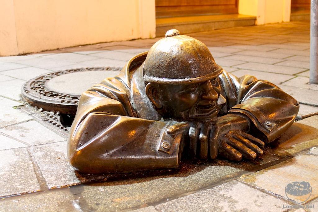 As famosas estátuas de Bratislava e suas lendas
