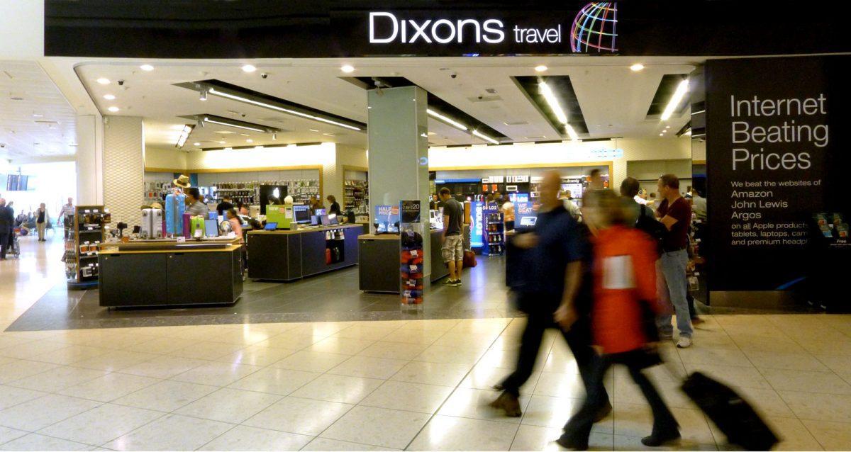 Onde comprar eletrônicos em Londres: Dixons Travel