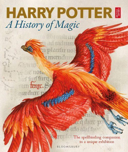 Exposição do Harry Potter em Londres: 'A History of Magic'