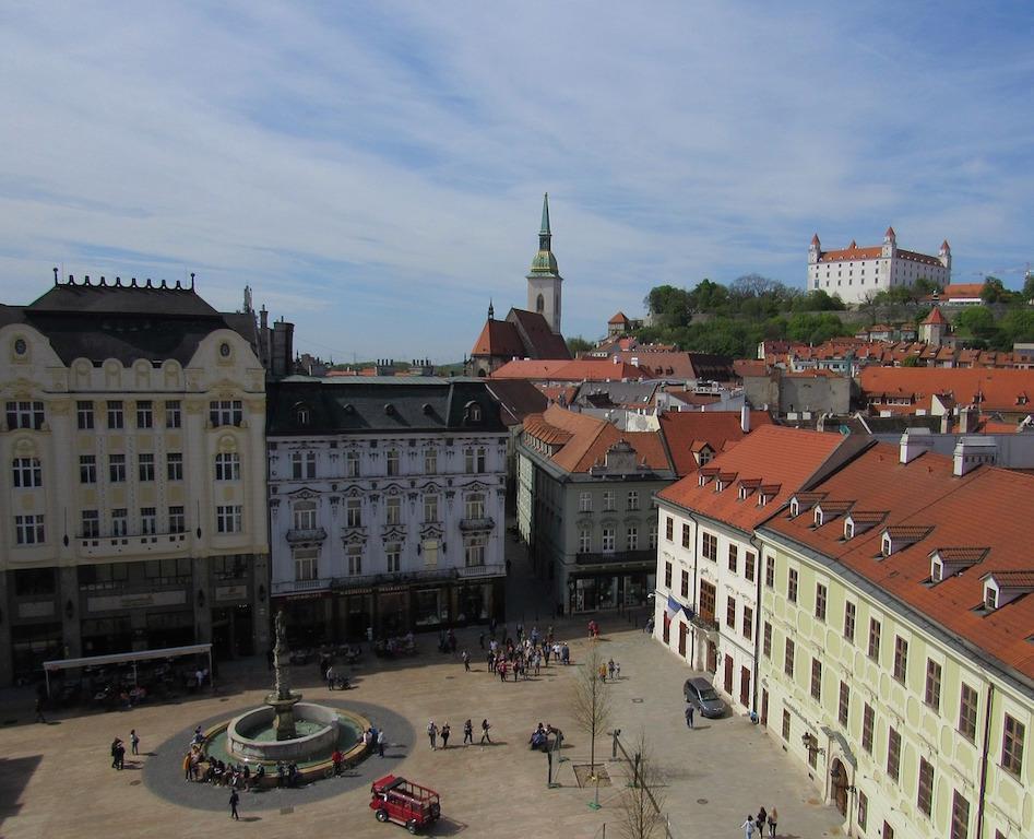 Passar algumas horas em Bratislava vale a pena?