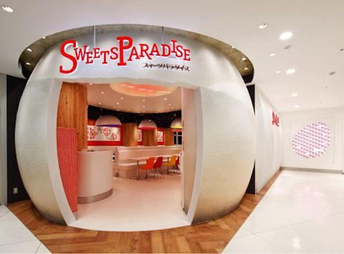 Sweets paradise no Japão