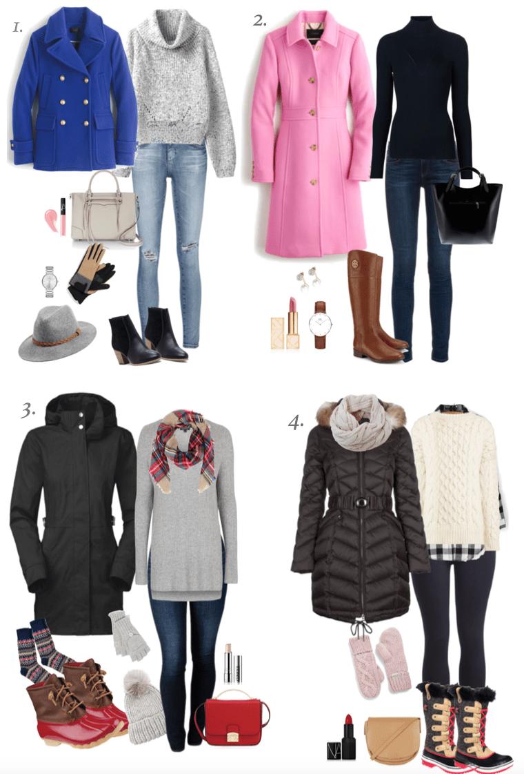 como é e como se vestir no inverno em Londres