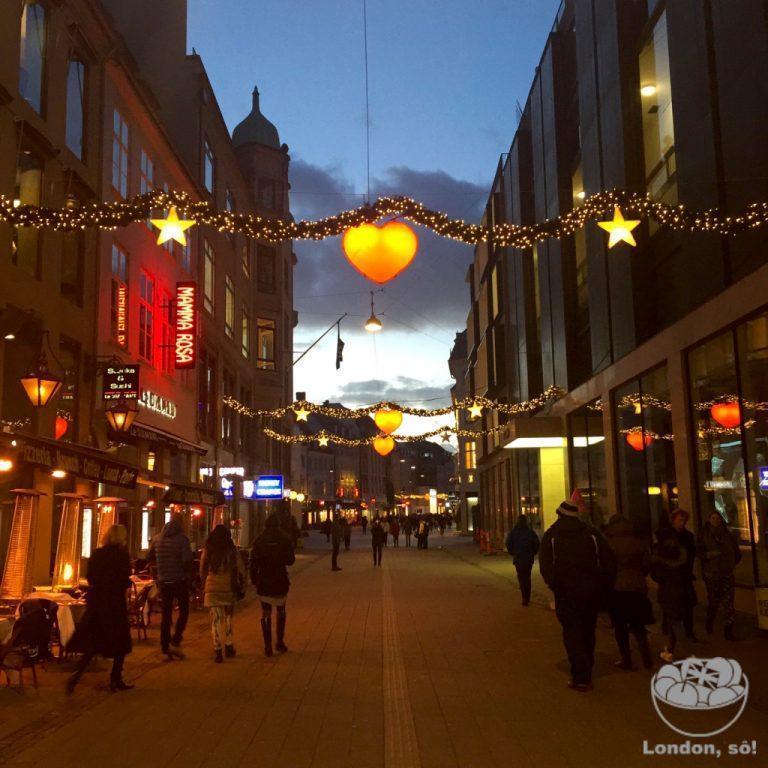 Natal em Copenhagen