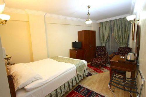 Basileus Hotel: hotel barato em Istambul na Sultanahmet