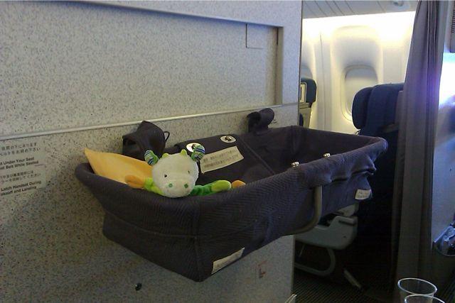 viajar com bebês