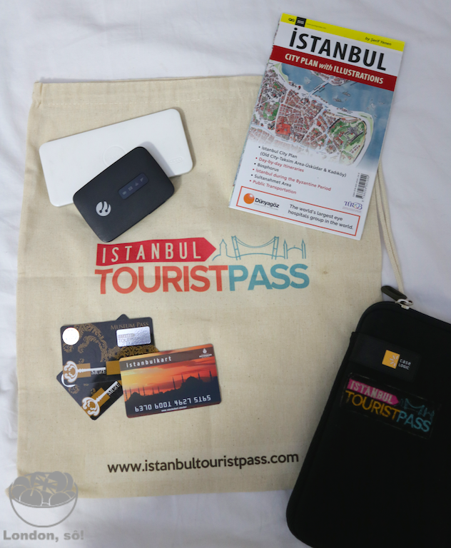 istanbul tourist pass vale a pena