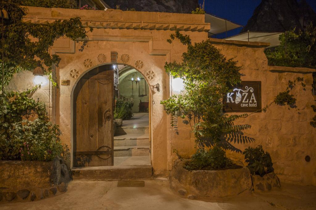 Koza Cave: hotel caverna na Capadócia com vista para os balões