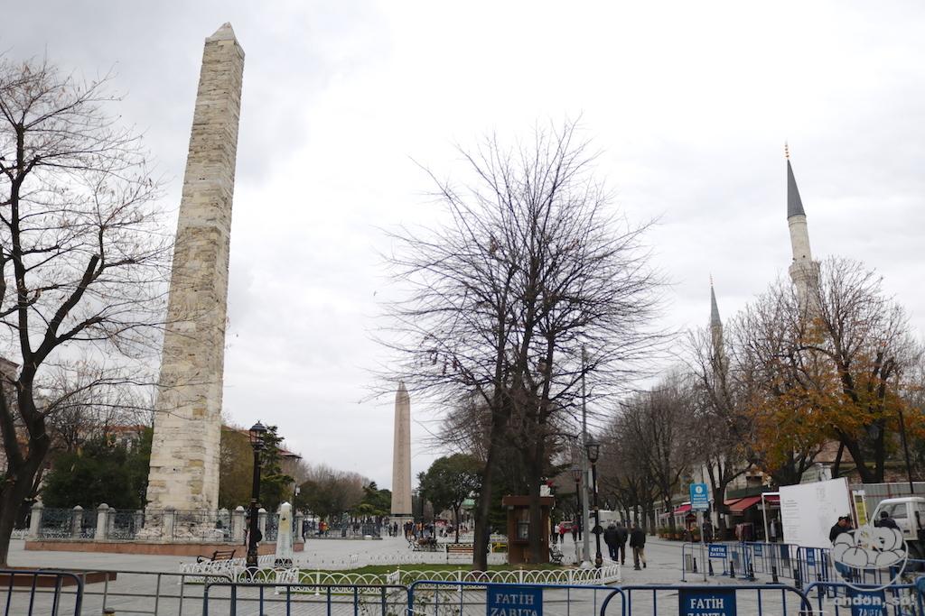 praça sultanahmet em istambul