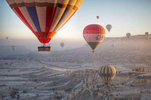 11 coisas a saber antes de fazer um vôo de balão na Capadócia