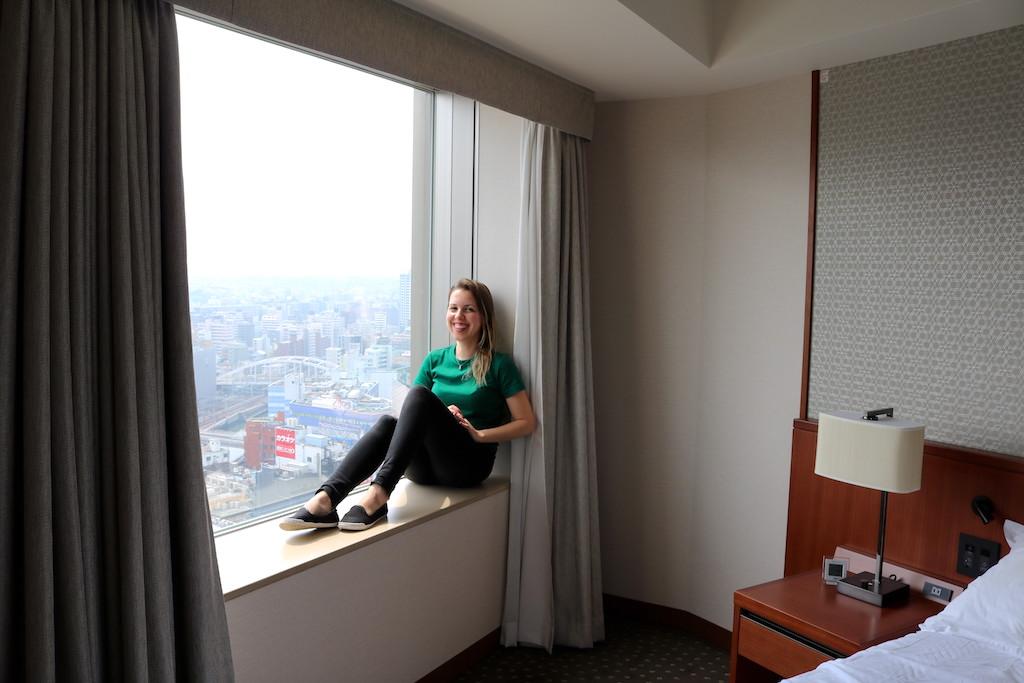 hotel yokohama bay sheraton