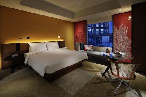 Hyatt Centric Ginza: hotel design em Tokyo (e novinho)