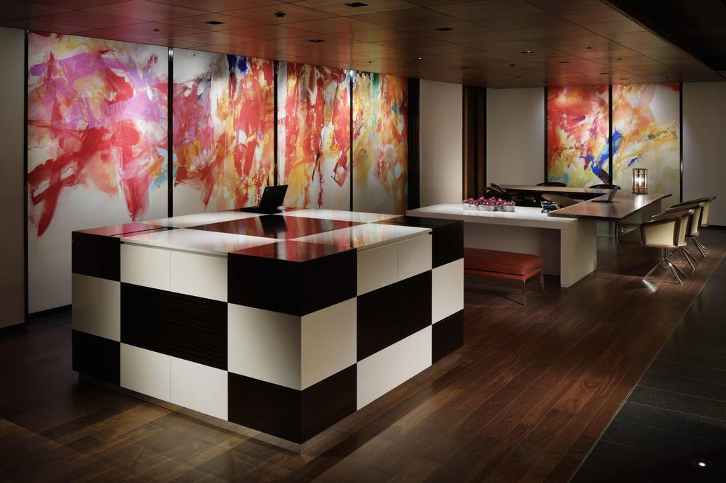 hyatt centric ginza hotel design em tokyo