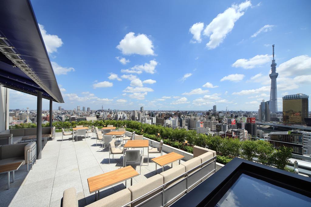 Hotel em Tokyo: The Gate Hotel Asakusa Kaminarimon