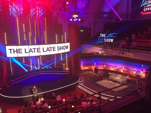 programas de tv em Londres