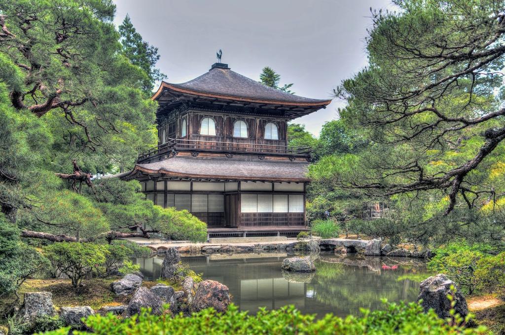 templos do japão