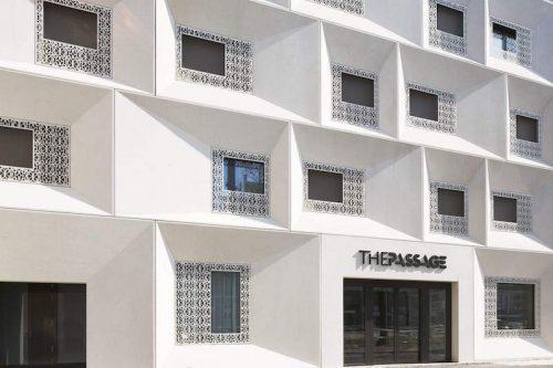 Hotel no centro histórico da Basiléia: Hotel The Passage