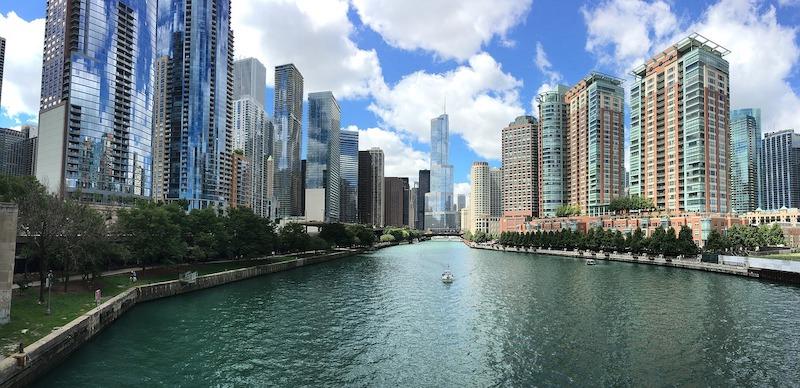 algumas horas em Chicago