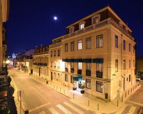 As Janelas Verdes: um charmoso hotel em Lisboa