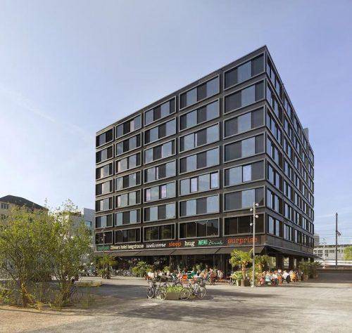 Hotel em Zurich: 25hours Hotel Zürich Langstrasse