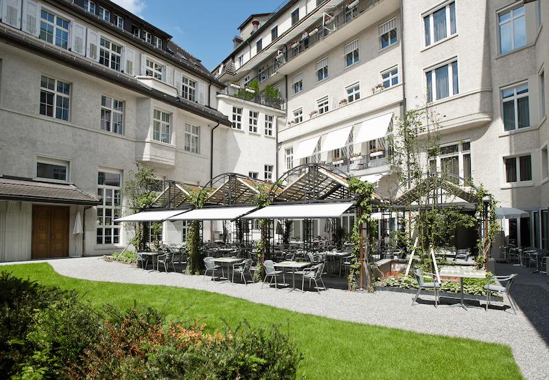 hotel no centro de zurich
