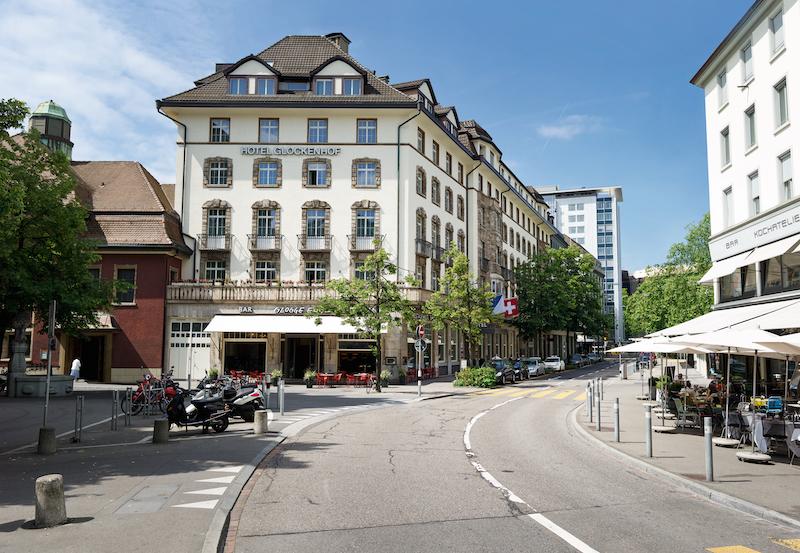 Hotel no centro de Zurich: Hotel Glockenhof Zürich