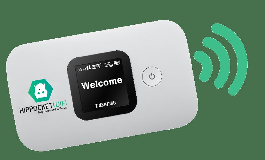 Hippocket Wifi: Internet de alta velocidade por toda a Europa